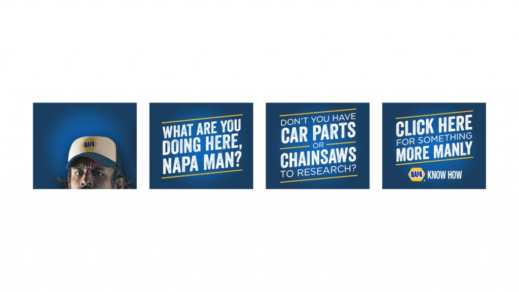 NAPA Targeted Banner